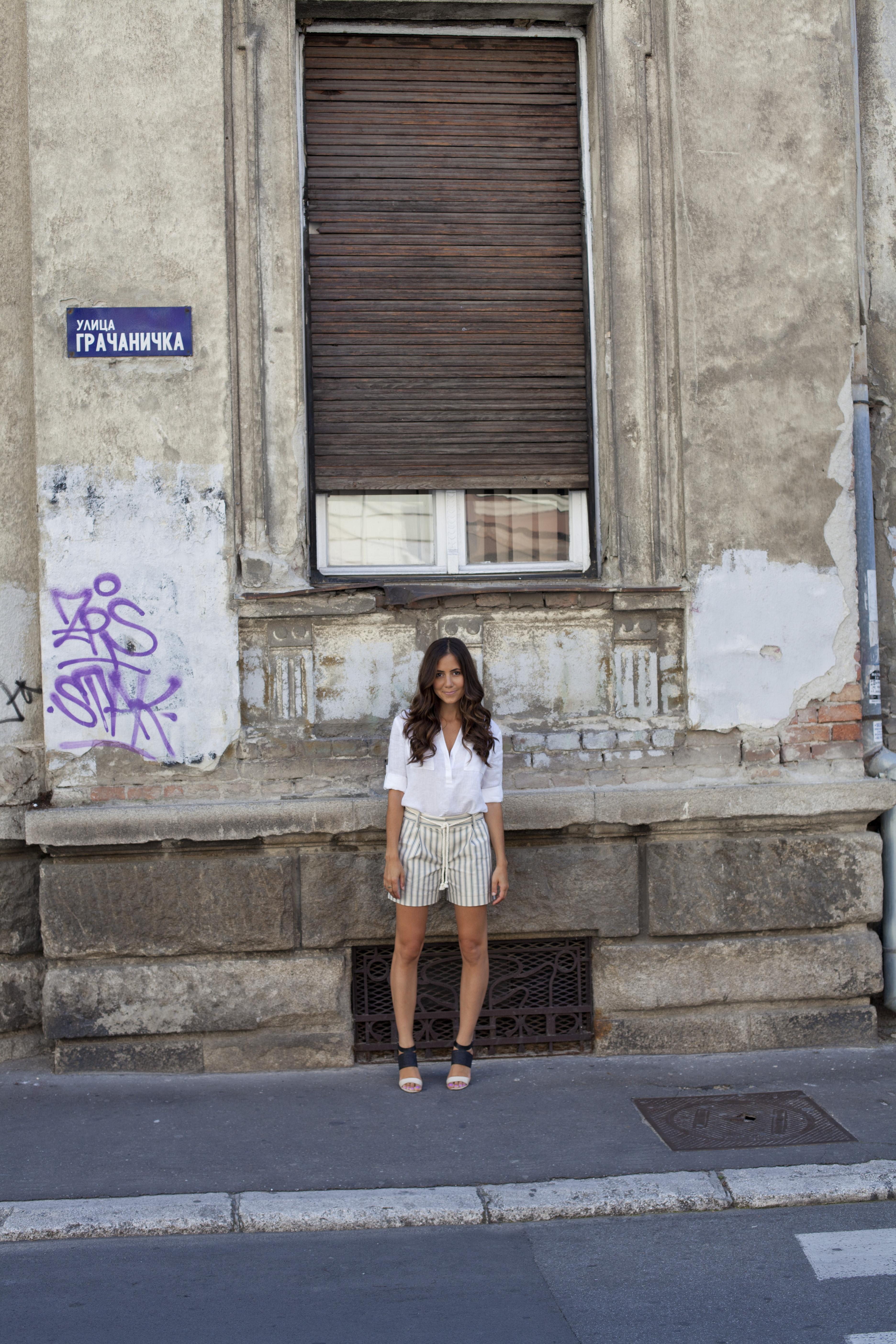 Courtney Scott Belgrade Wall FullLength