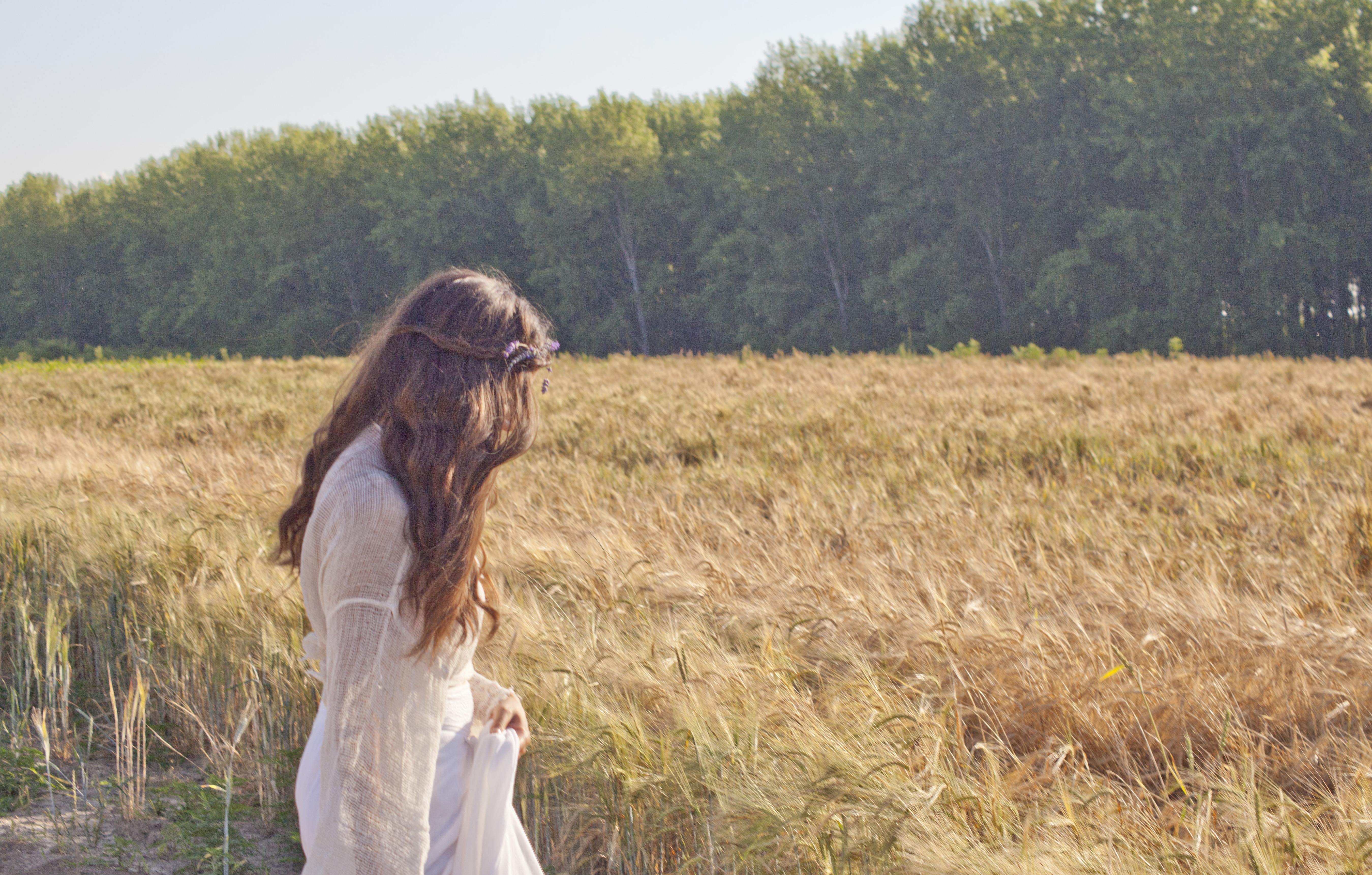 Courtney Scott Travel Style - Klenak, Serbia Wheat Fields