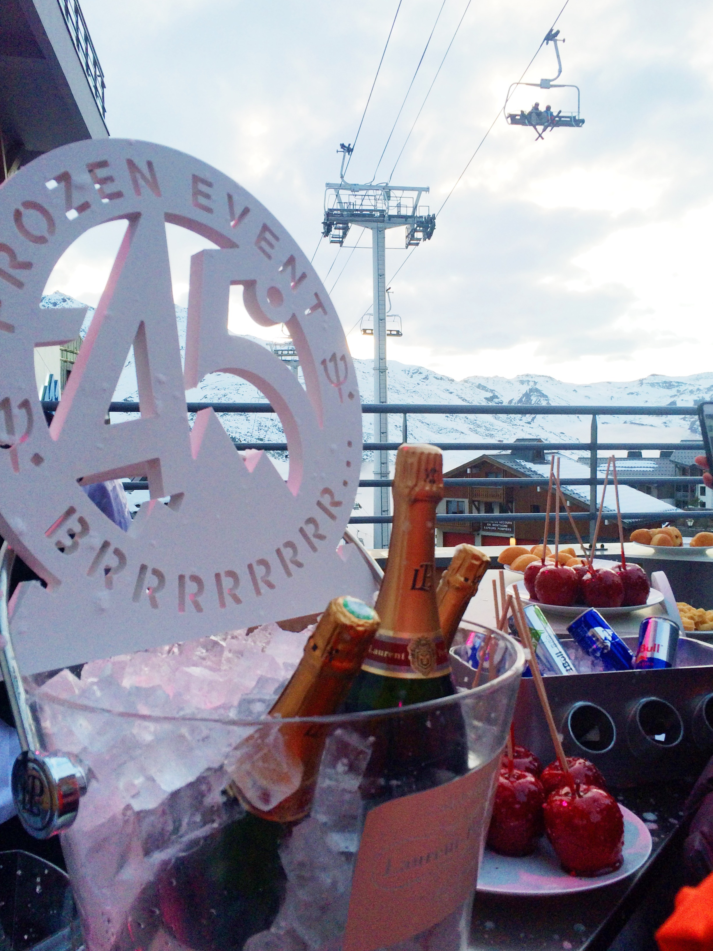 Val Thorens Apres Ski Club Med