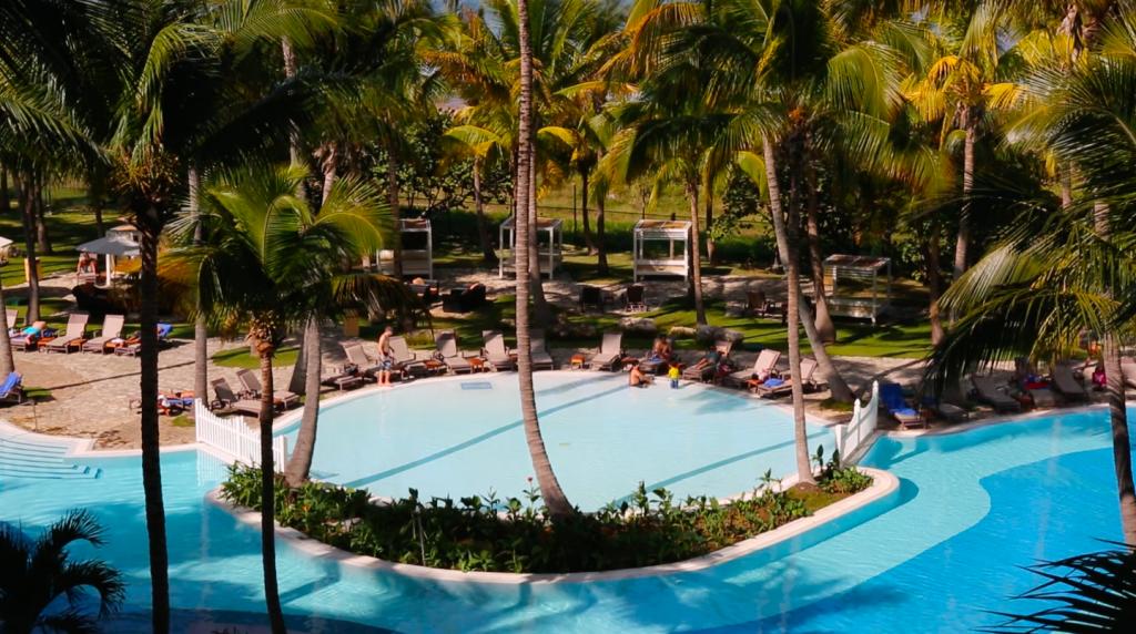 Melia Habana Pool