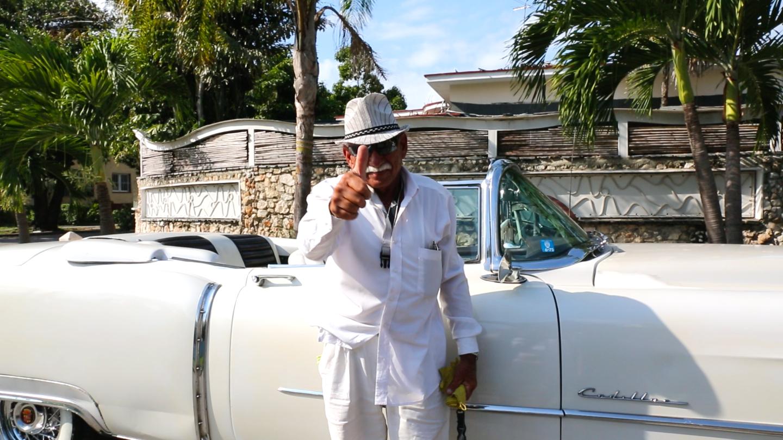 Cuba Taxi Driver