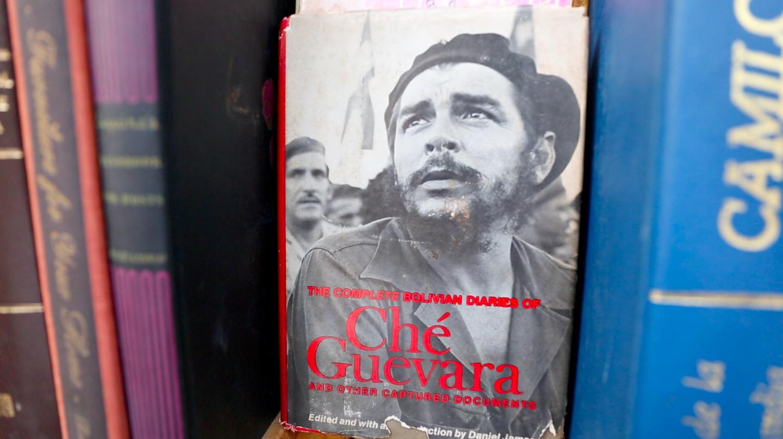 Che Guevara Cuba Plaza de Armas
