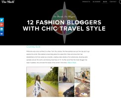 12 Fashion Bloggers with Chic Travel Style
