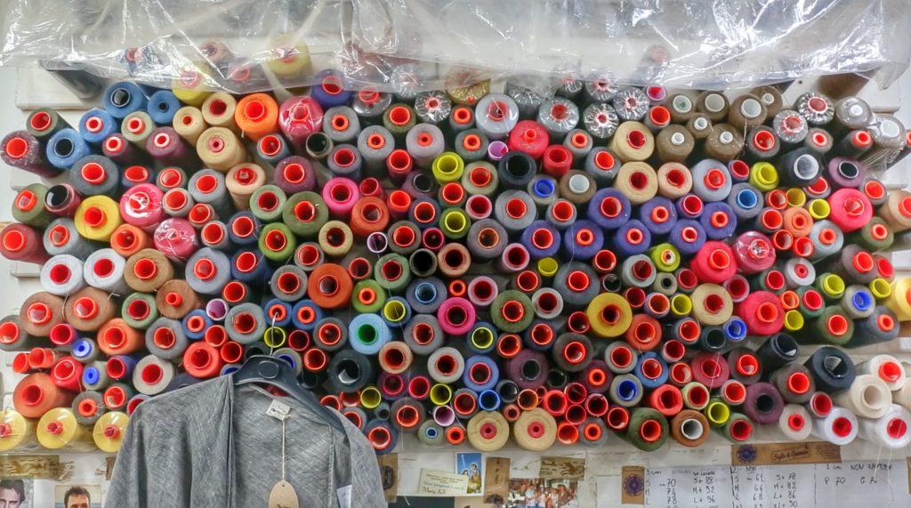 Positano Shopping Guide Factory