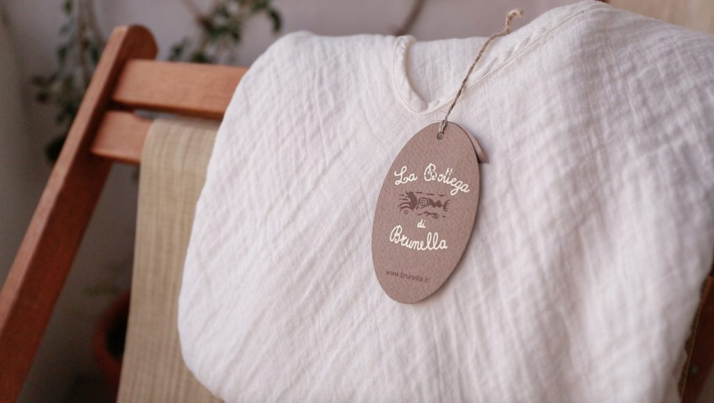 Positano Shopping Guide Linen La Botegga di Brunella