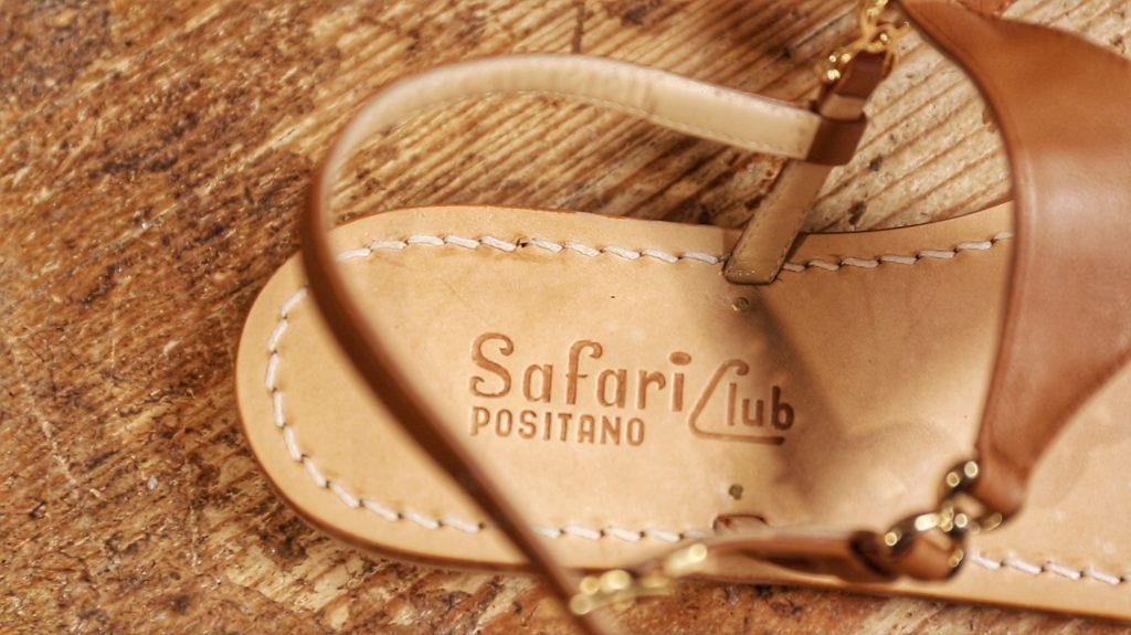 Positano Shopping Guide Safari Sandali leather sandal
