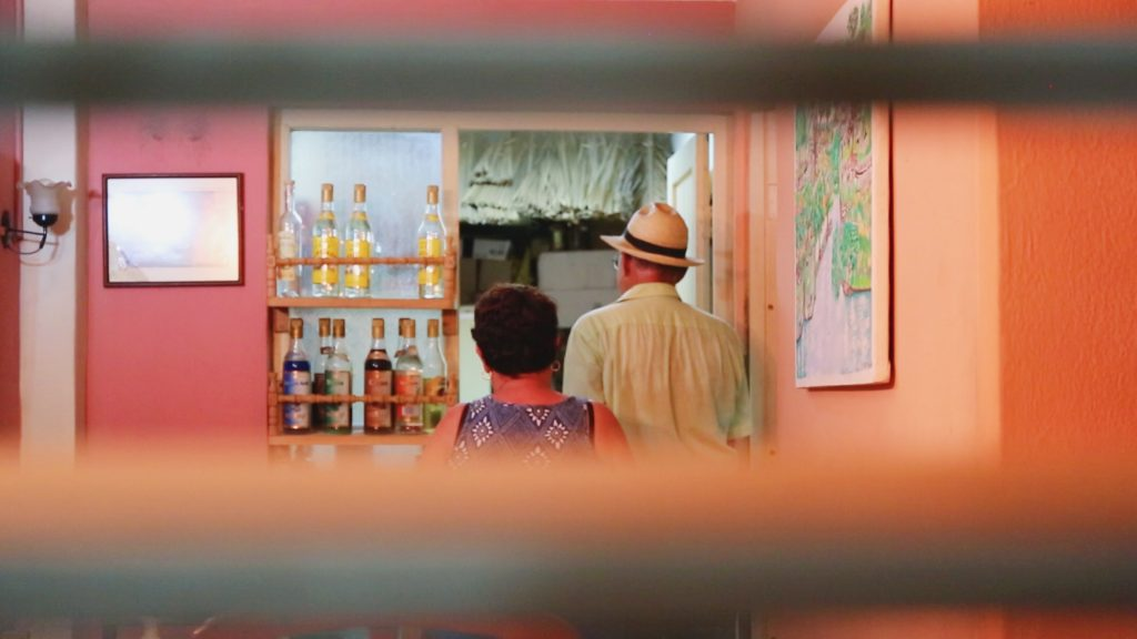 Restaurant in Santiago de Cuba Company Ramon