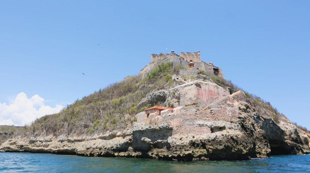 El Morro Castle in Santiago de Cuba
