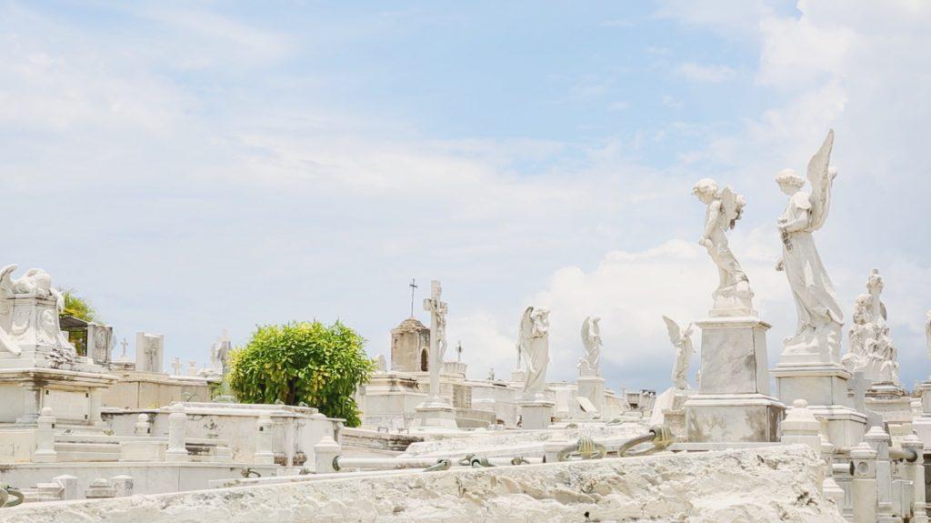 Cementerio Santa Ifigenia in Santiago de Cuba
