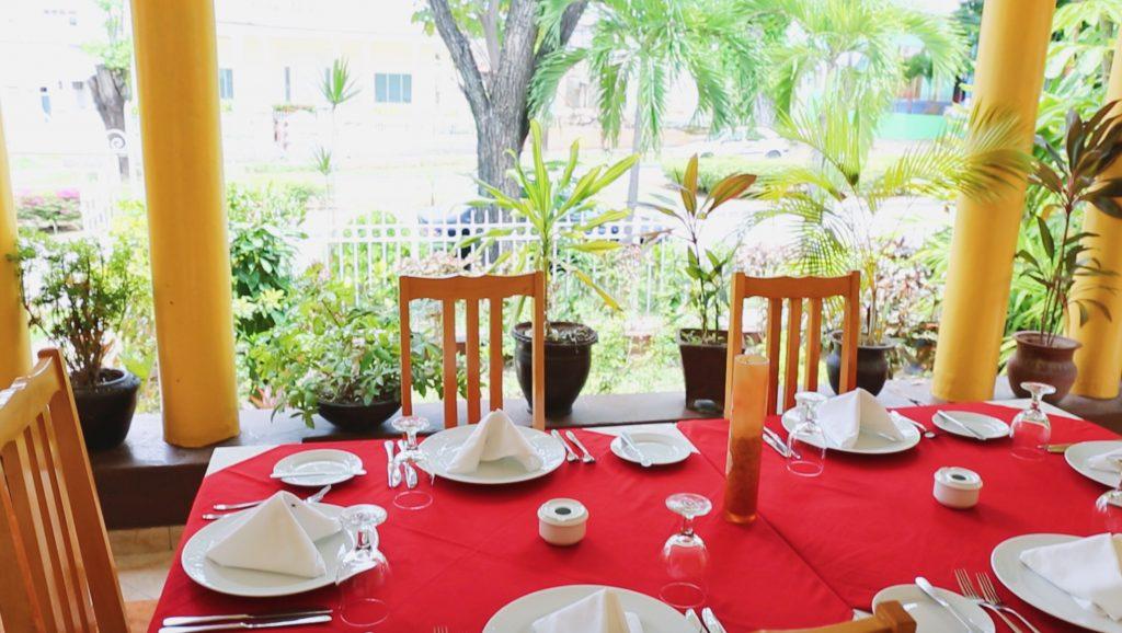 Zun Zun Restaurant Coop Santiago de Cuba