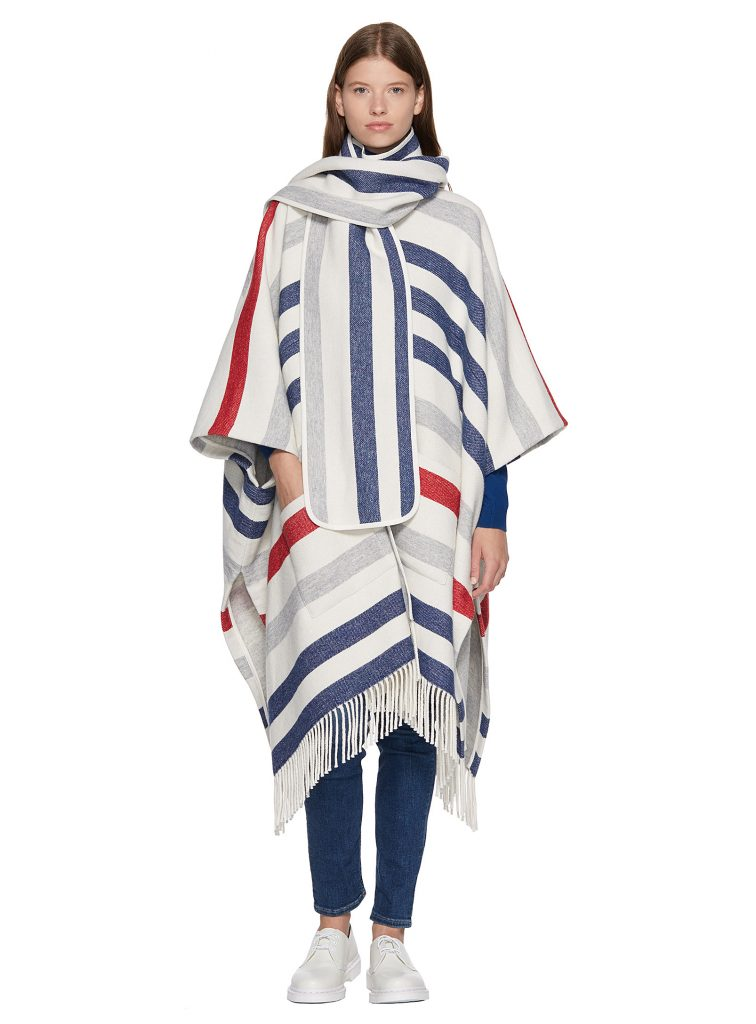 Paul & Joe Mexican Inspired Poncho