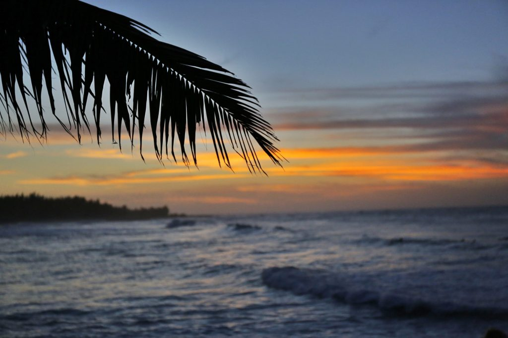 Sunset-at-Turtle-Bay-Oahu