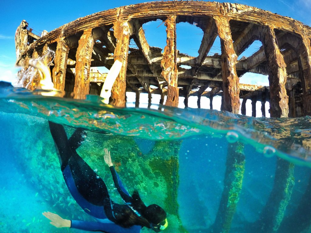 Sapona-shipwreck