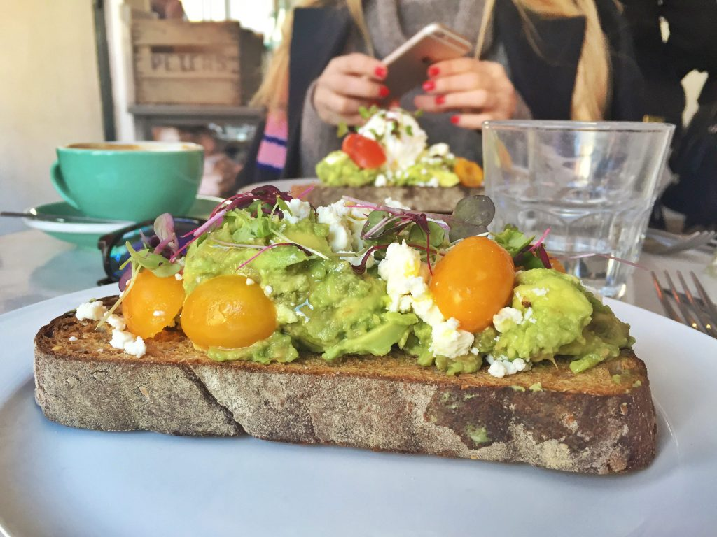 avocado-toast-bluestone-lane