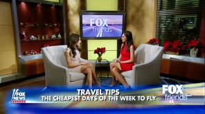 Fox & Friends: Cheapest Days to Fly